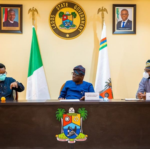 POWER: NDPHC Visits Lagos State Government on Eligible Customer Initiative