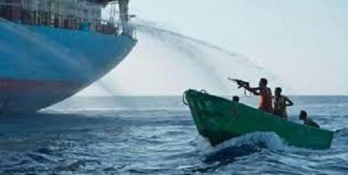 Pirates Defy NIMASA's Deep Blue Project, Attack Ship in Gulf of Guinea