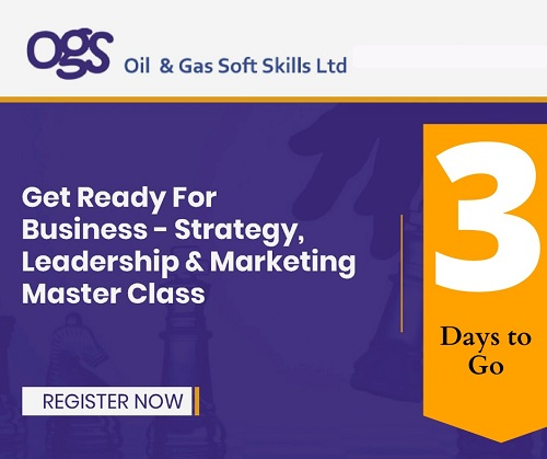 Oil and Gas Soft Skills: Online Master Classes Admission