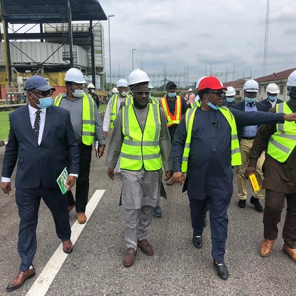 NDPHC Hosts House of Reps Oversight Members on Power at NIPP Benin GenCo