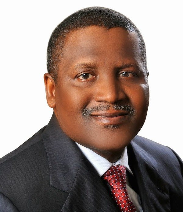 FG reopens land border for Dangote Cement and Other Manufacturers