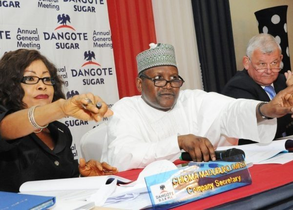 Dangote Sugar Appoints New GMD/CEO
