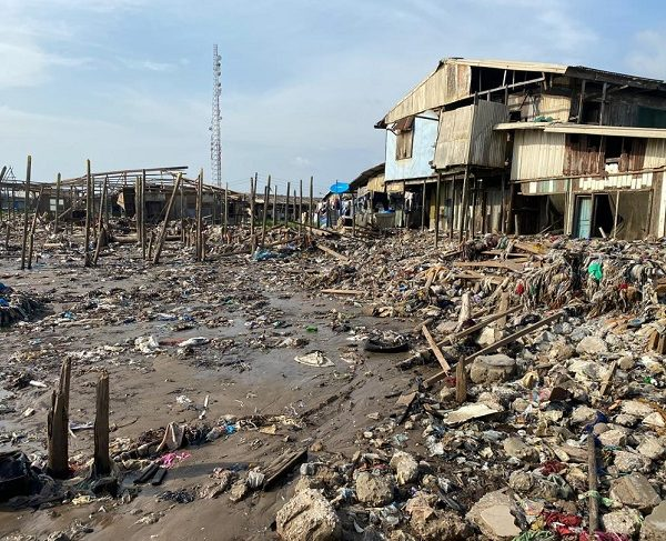 Sea Incursion in Ilaje Communities:  IDSG Calls for Urgent Intervention