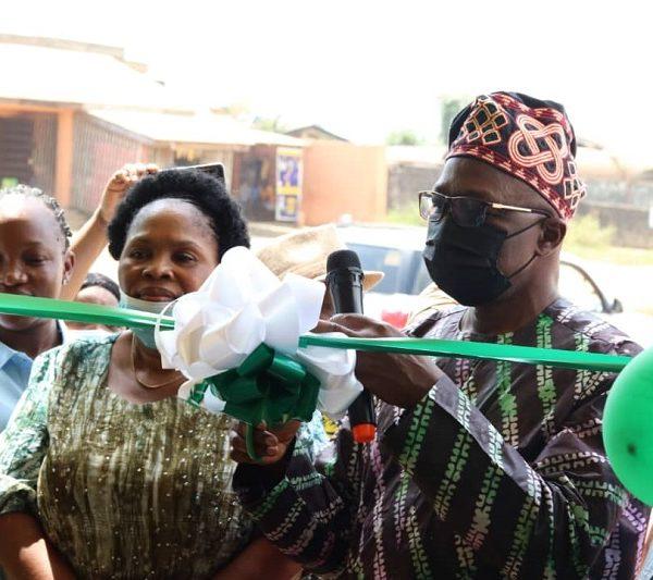 CSR: MOMAS Donates four Classrooms to Orimerunmu Primary School in Ogun State