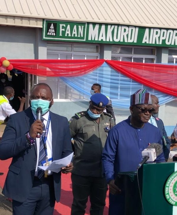 Air Peace begins inaugural flight to Makurdi