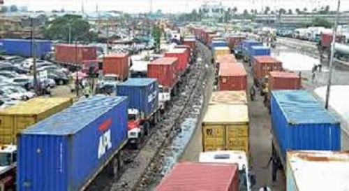 Lagos State Government vows to end indiscriminate parking on port roads