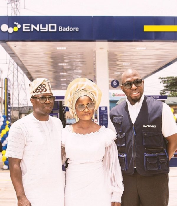 Enyo Retail and Supply Unveils New Fuel Retail Station