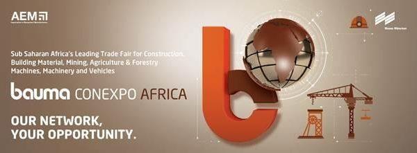 bauma CONEXPO AFRICA 2021 cancelled