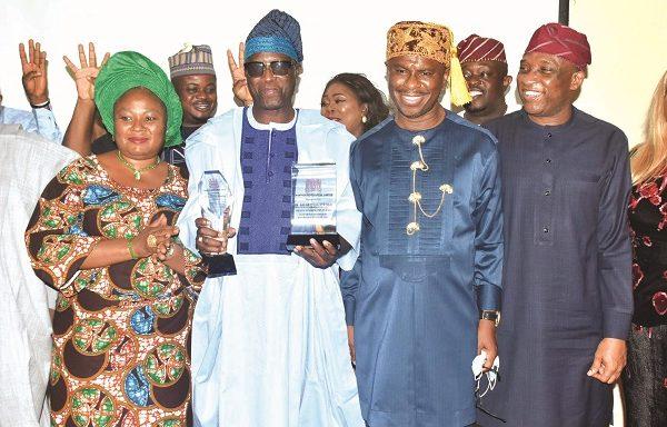Oyetola, Umahi, Tinubu, First bank, Access bank, Others Honoured at Champion Newspapers 2020 Awards