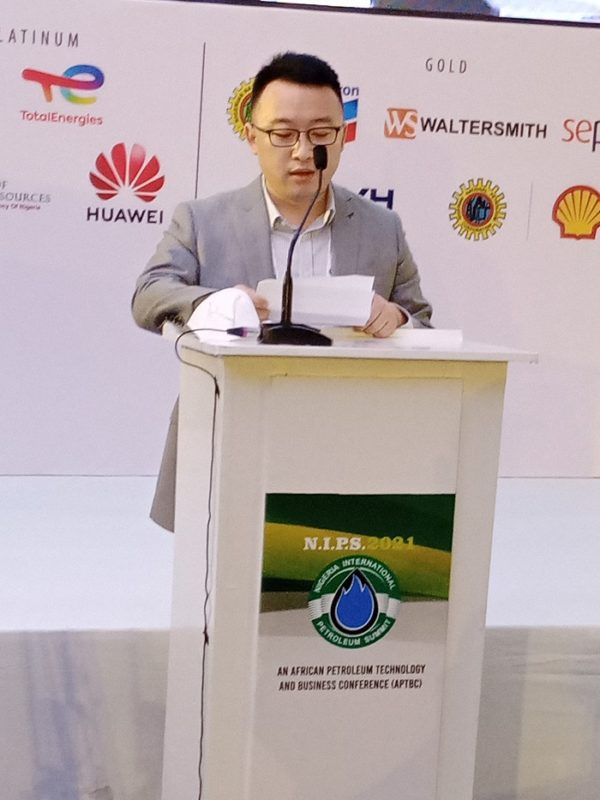 HAUWEI: Digitalization of the Petroleum Industry