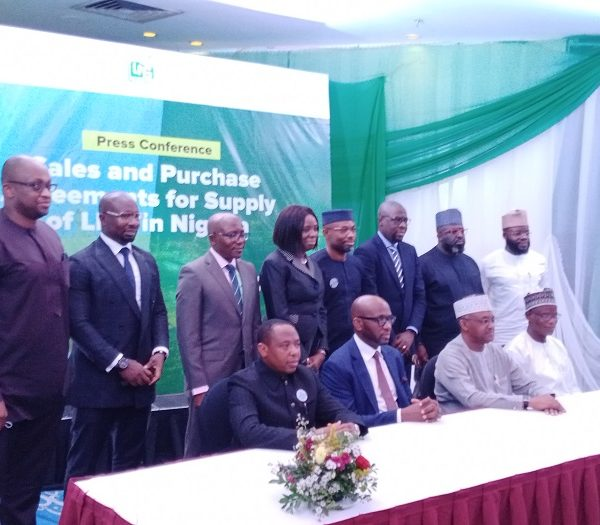 NLNG Signs SPAs with Gas off-takers to Aid Domestic LNG