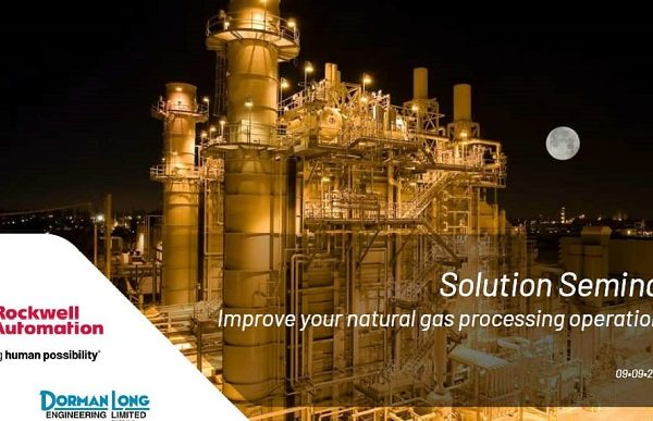Dorman Long, Rockwell Automation showcase Technology to Impact Nigeria's Gas Sector