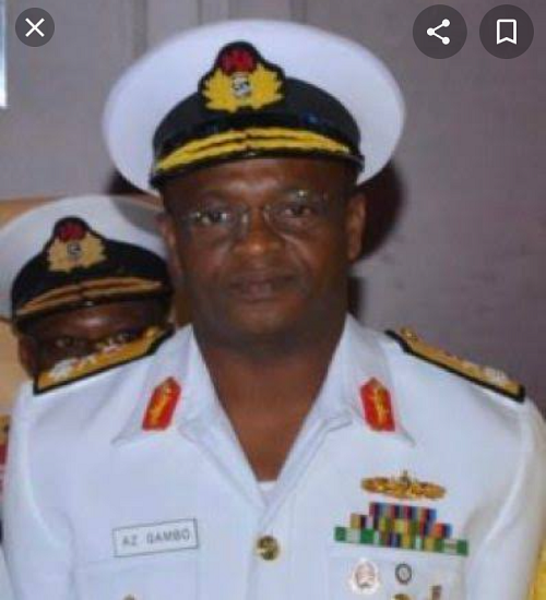 Gambo decries Nigerian Navy threats, challenges in the Maritime Sector